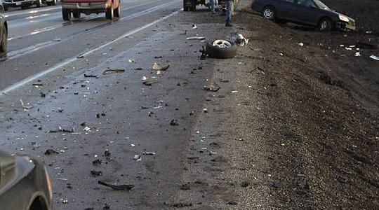 Скопје: Излетал со автомобил и удрил во пешак