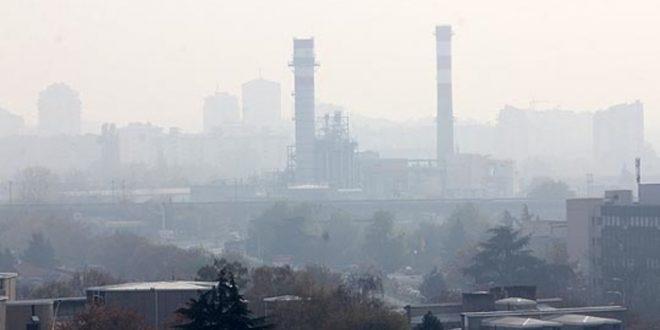 Скопје повторно во топ 5 најзагадени градови во светот