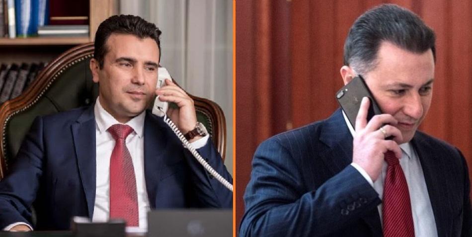 Последниот разговор пред бегството, Груевски го направил Заев – јавува Алсат М