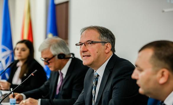 Жерновски: Не очекувам Бугарија да не блокира за ЕУ