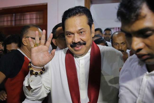 Премиерот на Шри Ланка си поднесе оставка
