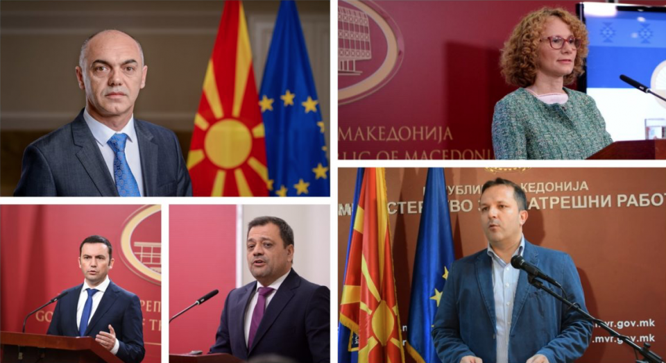 Лика, Османи, Анѓушев, Шеќеринска и Спасовски си ги покачуваат платите за 8.000 денари