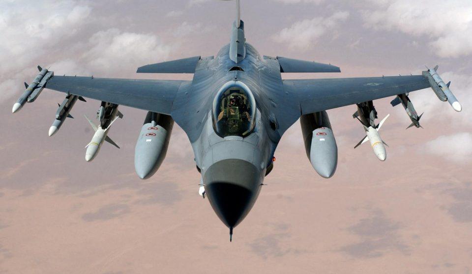 Пропадна испораката на Ф-16 од Израел за Хрватска