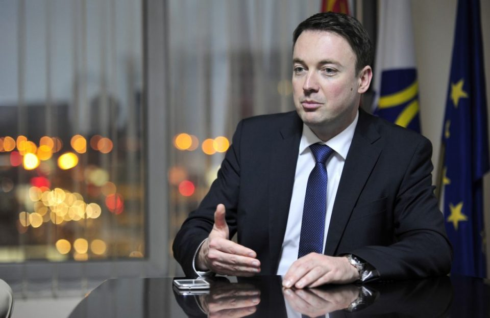 Министерот за локална самоуправа најавува реорганизација на општините