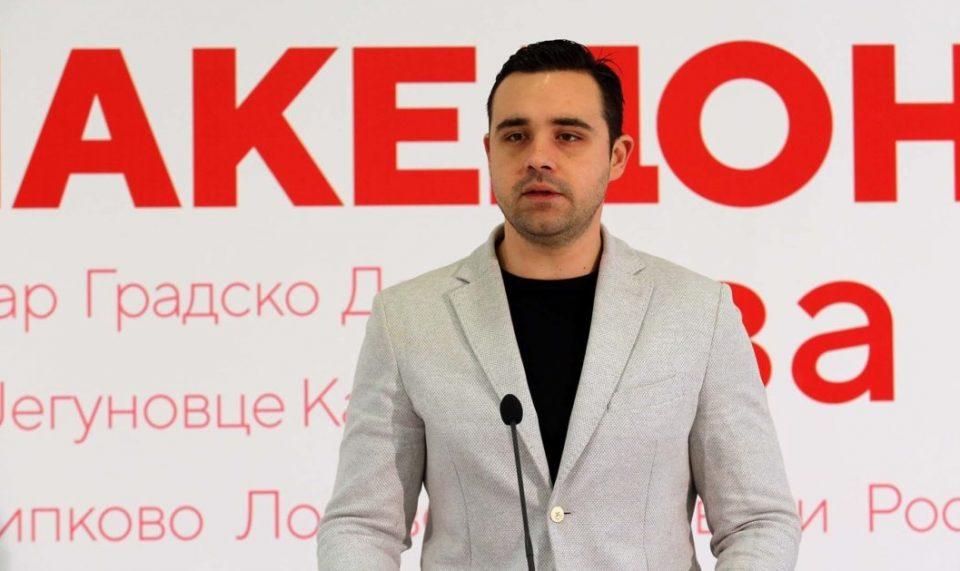 Костадинов: ИО на СДСМ ќе одлучи дали ќе има предвремени парламентарни избори