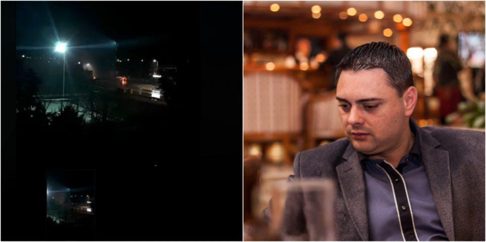 """(ВИДЕО)""""ЕКО АЛАРМ"""" ја открива измамата на Митко Јанчев: Мерната станица се прска со вода, за да покаже помало загадување!"""
