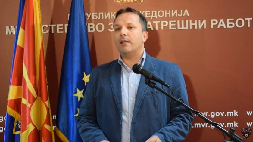 Спасовски: Ќе се зголемат пензиите на полицајците пензионирани пред 2010 година