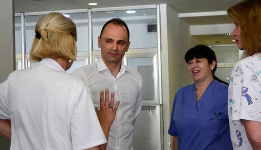 СДСМ: Преку конкретни мерки и политики докажавме што значи вистинска грижа за пациентите