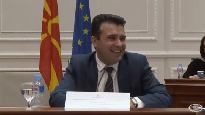 ВМРО-ДПМНЕ: Заев денес повторно ги понижи жените, особено членките на неговата партија