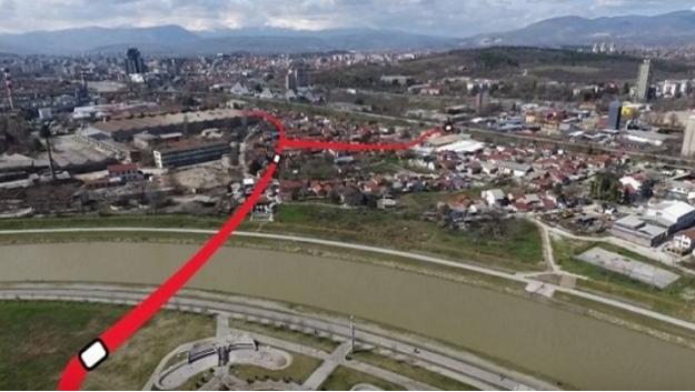 Булеварот АСНОМ меѓу Аеродром и Ќерамидница ќе се гради напролет