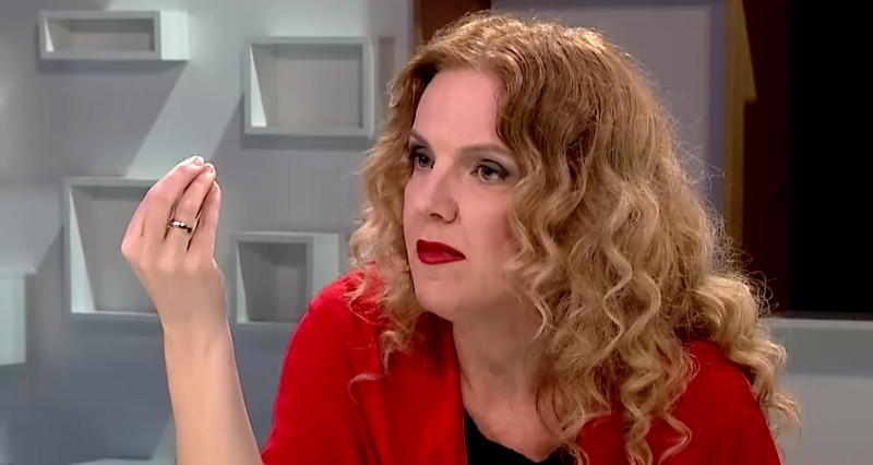 Каракамишева во полициска станица: Нема да ме замолчите, ќе се видиме пред лицето на правдата