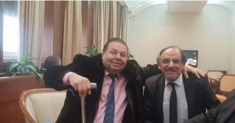 (ФОТО) Северна Македонија ги смири лутите ривали Амди Бајрам и Самка