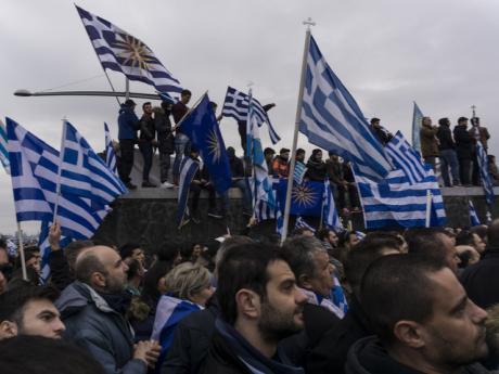 Се подготвуваат нови протести во Атина во пресрет на гласањето во парламентот