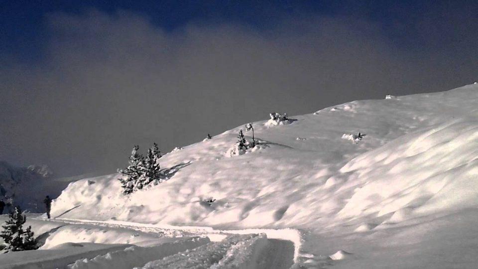 Во Македонија падна првиот снег