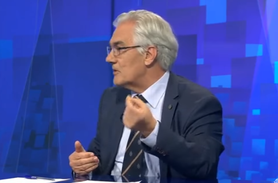 """Ѓорѓи Спасов за """"Лидер"""": Може да се случи ВМРО-ДПМНЕ да го направи Талат Џафери в.д претседател"""