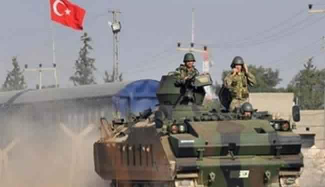 Турција испрати тенкови на границата со Сирија