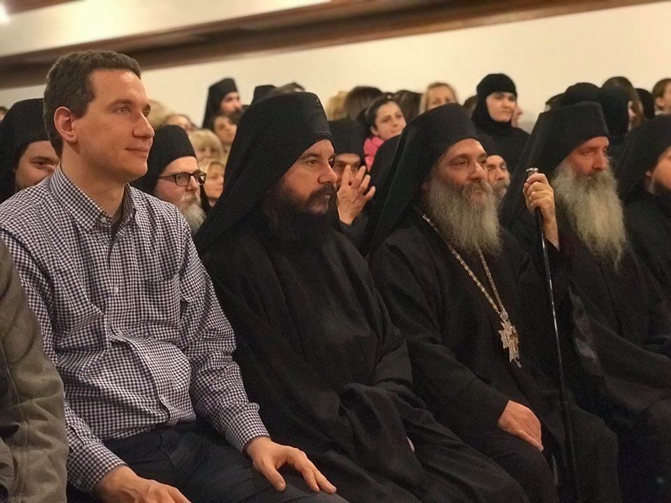 (ФОТО+ВИДЕО) Ѓорчев: Честит Божиќ – помолете се за вашите најблиски и за наштата татковина