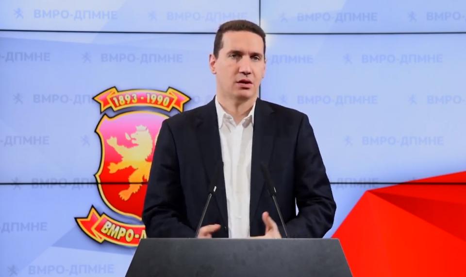 Ѓорчев: Во Македонија има повеќе од петстотини пожари и никој не превзема одговорност
