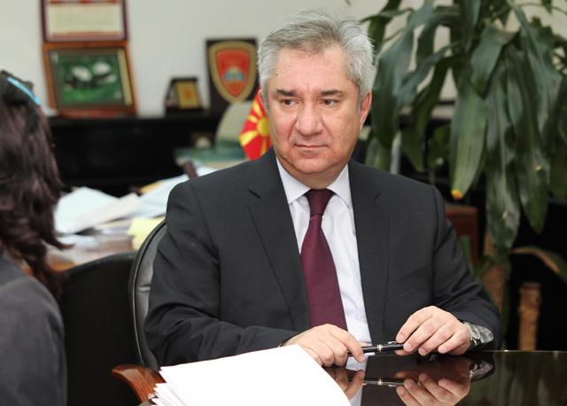 Мицкоски му честиташе на Димовски за изборот за претседател на СПМ