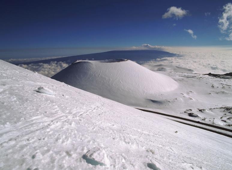 Силно снежно невреме  ги погоди Хаваите