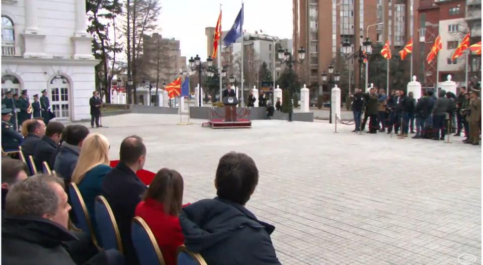 Владата тврди: Го поканивме Иванов на церемонијата за НАТО