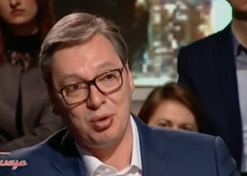 (ВИДЕО) Вучиќ: Ќе си поднесев оставка да изгубев на референдум како Заев