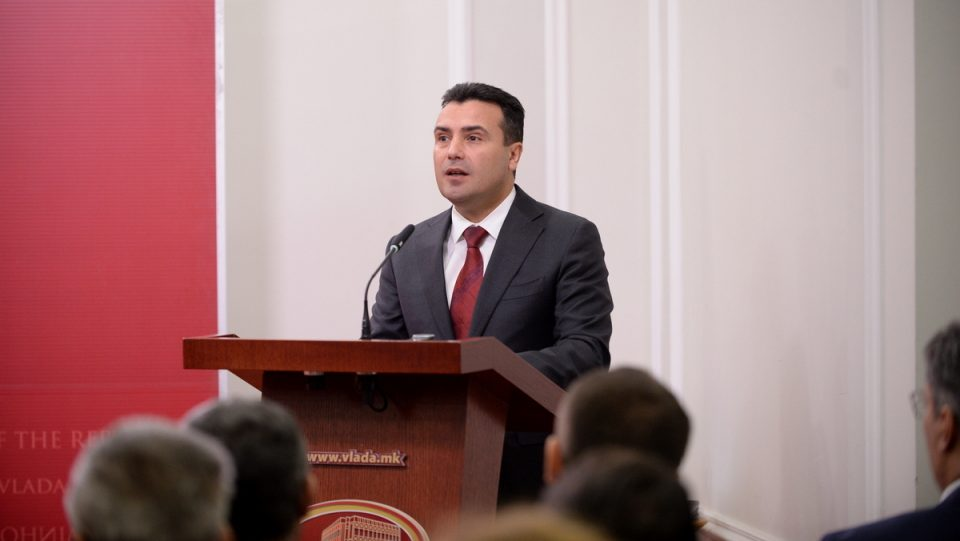 Заев: Богоевски донесе храбра одлука