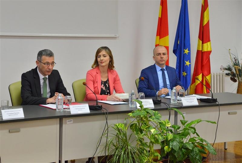 Македонија пристапи кон највисокиот стандард за дисеминација на статистички податоци