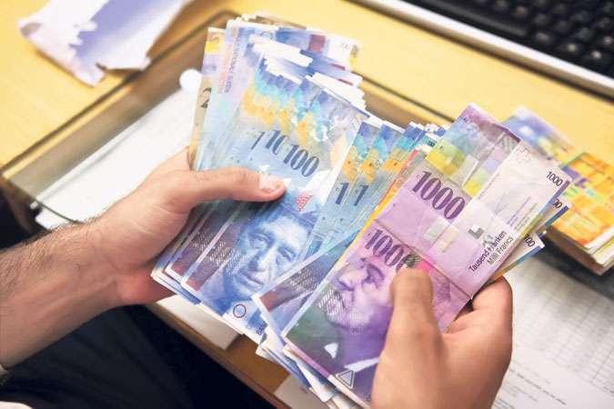 Измамен струмичанец: Сопственик на менувачница му украл 65.000 франци