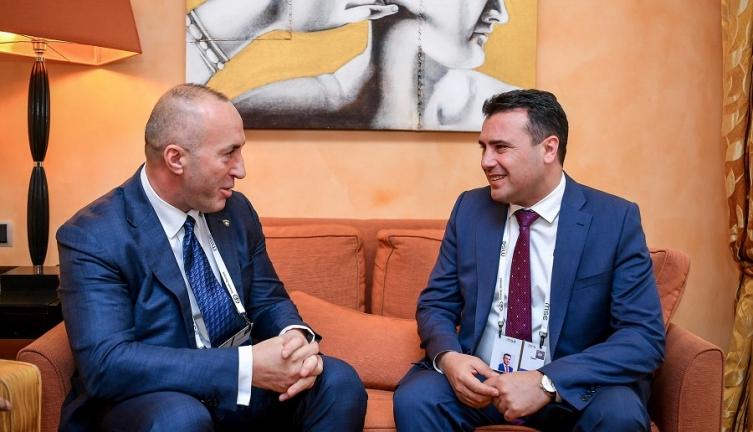 """Харадинај бара од Заев терористите од """"Диво насеље"""" казна да служат на Косово"""