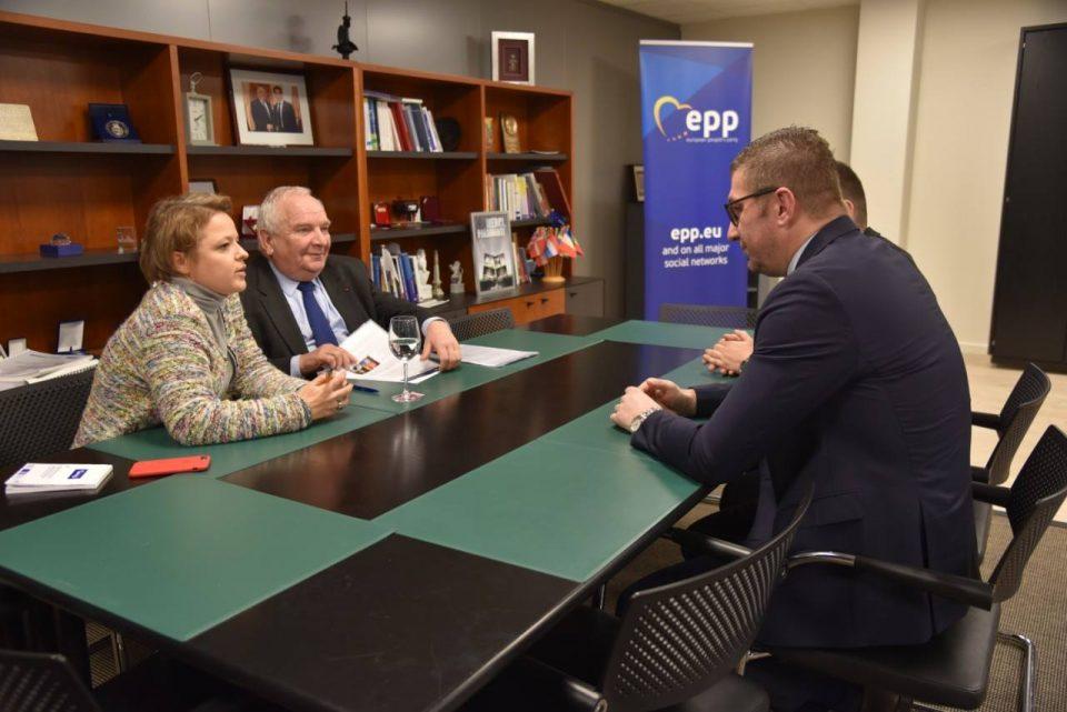 Да се спречи полнењето на кутии: ВМРО-ДПМНЕ бара поголема поддршка од ОБСЕ