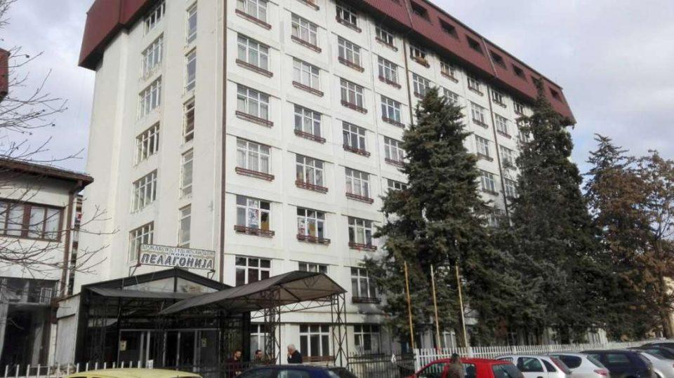 """(ФОТО) Депонија под прозорците од студентскиот дом """"Пелагонија"""""""