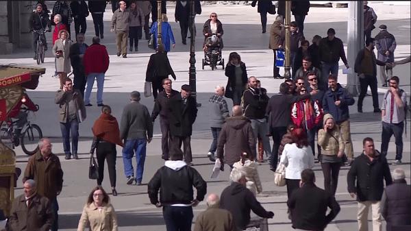 Предлог-законот за попис пред Собраниската Комисија за европски прашања