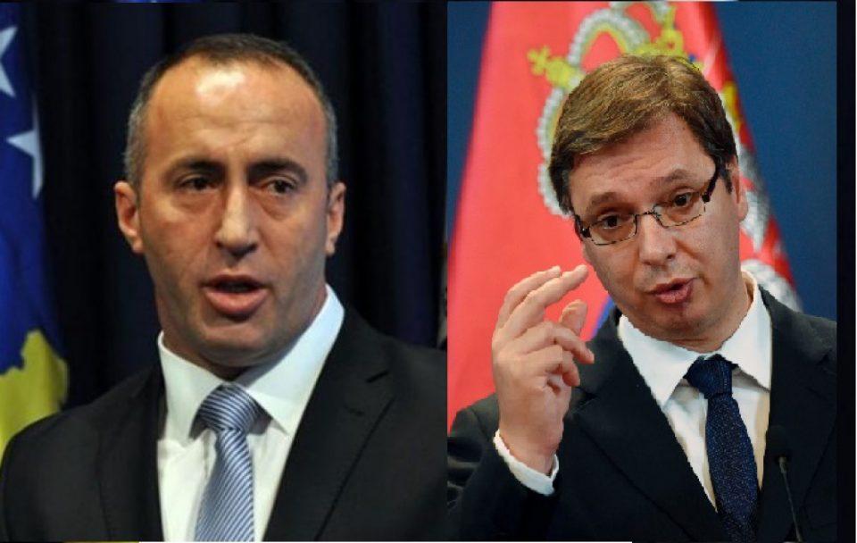 Вучиќ до Харадинај: Србија е малку потврд орев отколку што мислевте