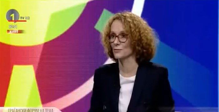 (ВИДЕО) Шекеринска: Јас се возам во автобус и знам да одам пешки
