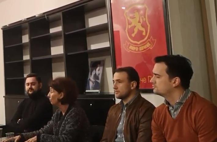 (ВИДЕО) Силјановска: Ќе стигне пресудата на народот затоа СДСМ бега од парламентарни избори