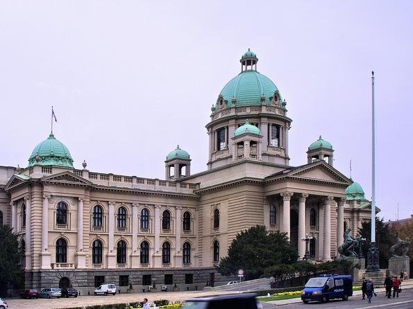 Од утре српската опозиција ќе го бојкотира Собранието