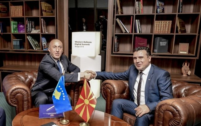 Харадинај: Косово и Северна Македонија ќе го продлабочуваат партнерството