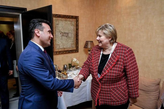И Норвешка со силна поддршка за Северна Македонија