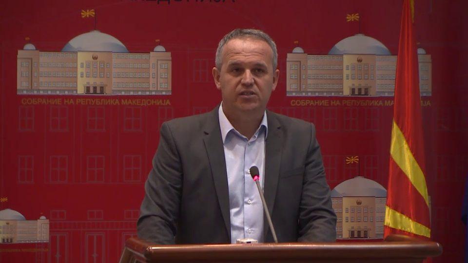 Во МВР се вработи сопругата на одметнатиот пратеник Зекир Рамчиловиќ