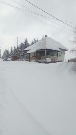 (ФОТО) Половина метар снег во Србија: Затворени училишта и непроодни патишта
