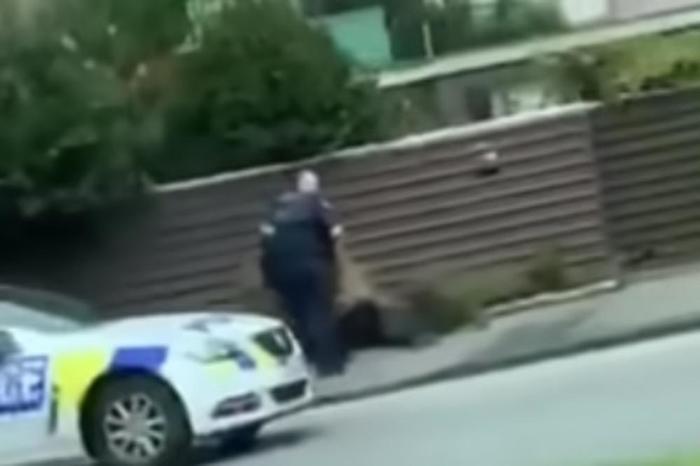 (ВИДЕО) Вака беше уапсен напаѓачот во Нов Зеланд