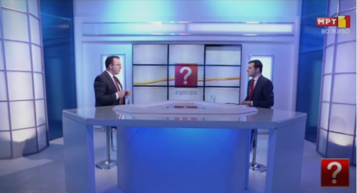 Николоски: За фер избори одговорна е власта, таа треба да ги организира изборите