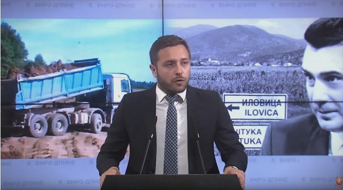 Арсовски: Дали Заеви ги отворија фирмите во Бугарија за да учествуваат во работењето на рудникот Иловица како странски фирми?