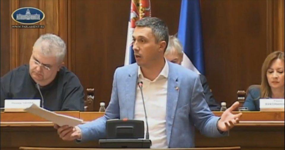 Обрадовиќ: Единствена тема на разговорите со претставниците на ЕП е одложување на датумот на изборите