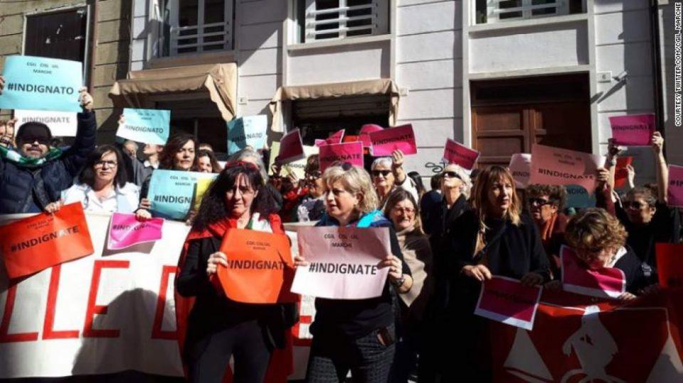 Италијански суд: Жртвата била премногу мажествена за да биде силувана