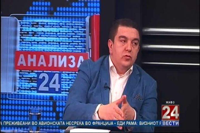 Мишко Иванов: Оваа влада на СДСМ е катастрофа!