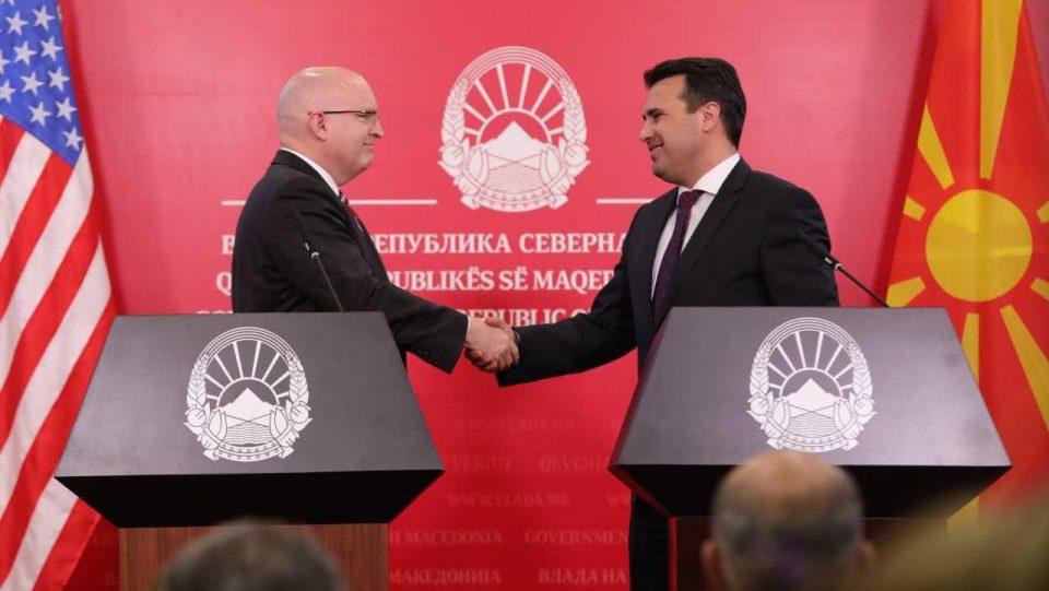 Филип Рикер доаѓа во Скопје – ќе се сретне со Заев и Пендаровски