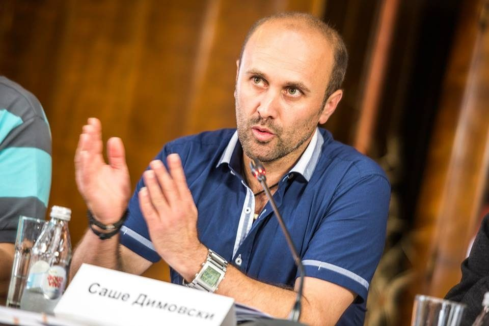 Новинарот Димовски со екслузивна информација за снимките што ги објави Милошоски