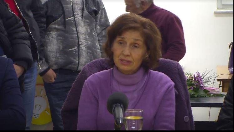Сиљановска со критики: Законот за ЈО, директно се меша на законот за работа на Советот на јавни обвинители